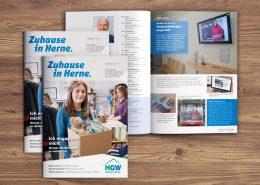 HGW Herne Zuhause in Herne Mietermagazin
