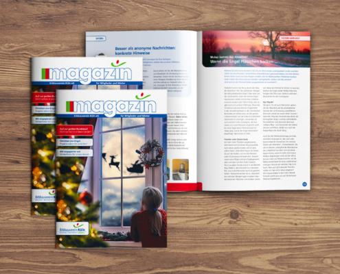 """""""magazin"""" – Erbbauverein Köln eG"""